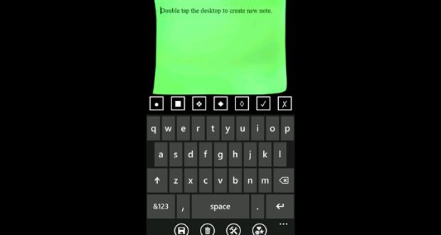 abcnotes windows phone