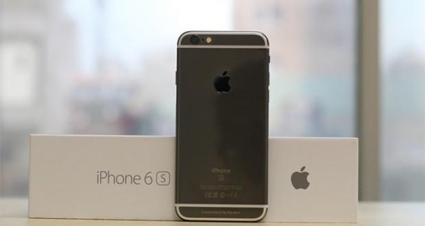 iPhone 6s Black Gold Karalux