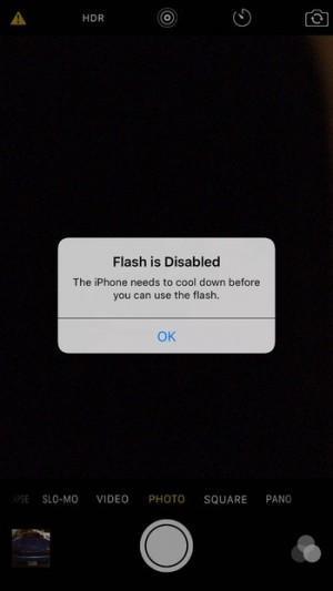 iPhone 6s surriscaldamento
