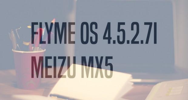 meizu mx5 update flyme os
