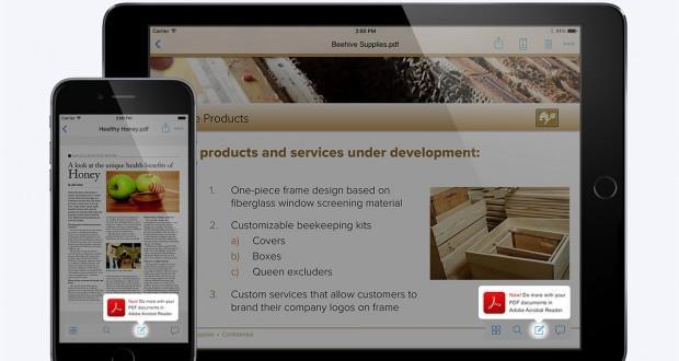 Adobe e Dropbox