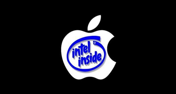 Apple ed Intel iPhone 7