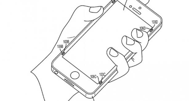 Brevetto iPhone cuscinetti