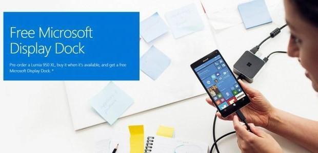 Microsoft Lumia 950 XL Continuum