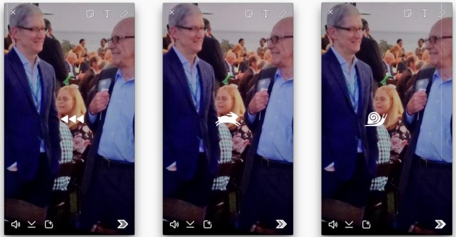 Snapchat Filtri Video