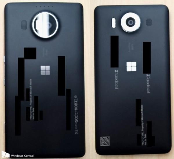 Lumia 950 LED