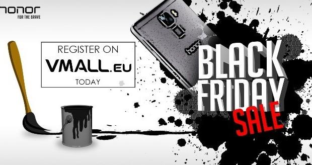 Black Friday anche per Honor