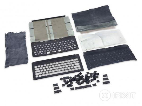 Smart Keyboard iPad Pro teardown (1)