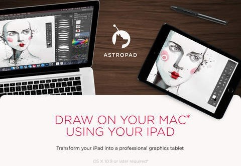 Astropad iPad Pro e Apple Pencil