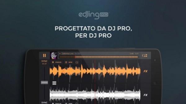edjing PRO   Mixer per DJ   App Android su Google Play 2