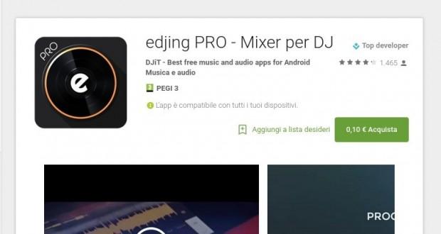edjing PRO   Mixer per DJ   App Android su Google Play