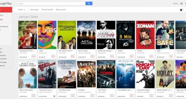January Sales   Film su Google Play