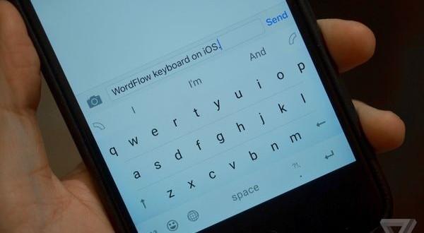 Microsoft Wordflow iOS