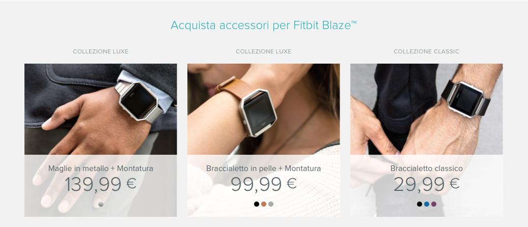 Fitbit Blaze Store 2