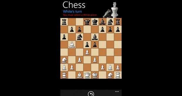 chess windows phone