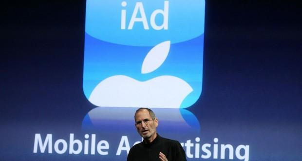 iAd Apple chiusura
