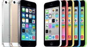 iPhone 5e iPhone 5s iPhone 5c