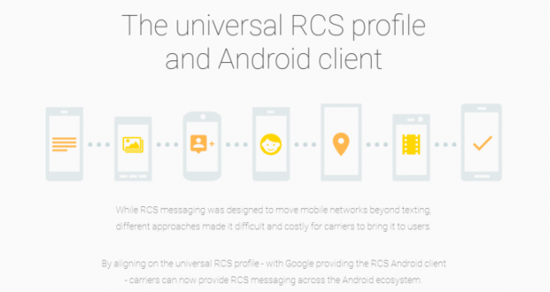 Android e standard RCS