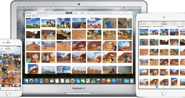 App Foto iOS 10 OSX 10.12