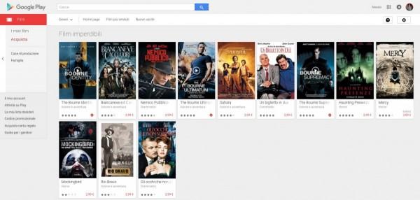 Film imperdibili   Film su Google Play