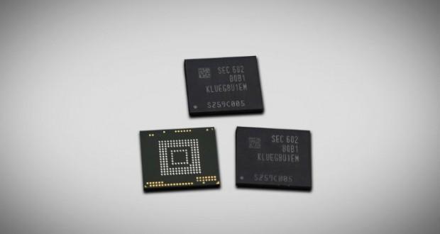 Samsung UFS 2.0 256 GB