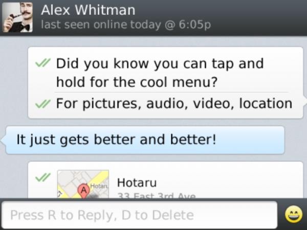 WhatsApp-for-BlackBerry-10-receives-an-update