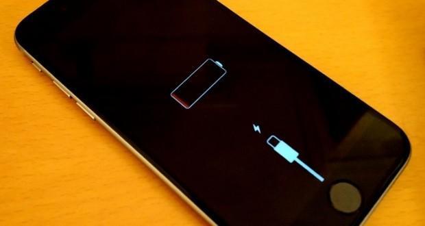 iPhone 6 batteria