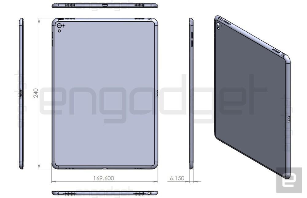 iPad Air 3 Spessore