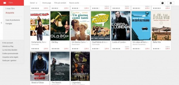 Film imperdibili   Film su Google Play