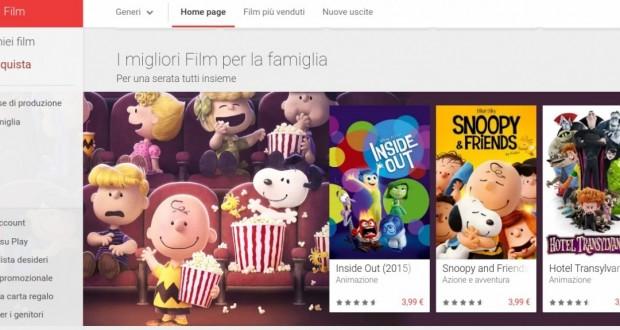 Film su Google Play