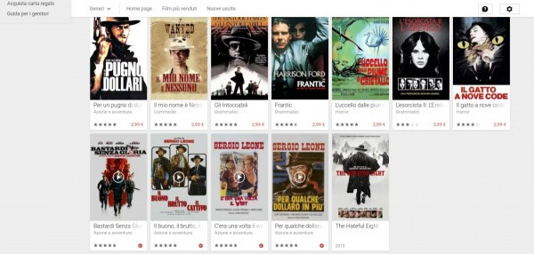Film su Google Play 2