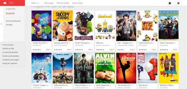I migliori Film per la famiglia   Film su Google Play