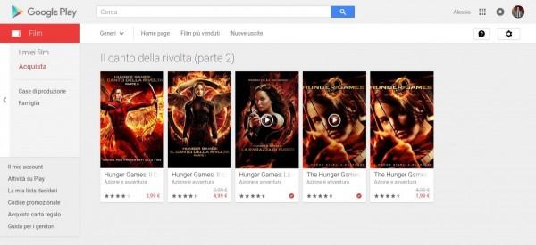 Il canto della rivolta  parte 2    Film su Google Play