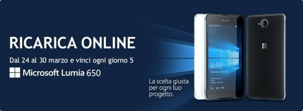 Microsoft Lumia 650 Concorso Wind