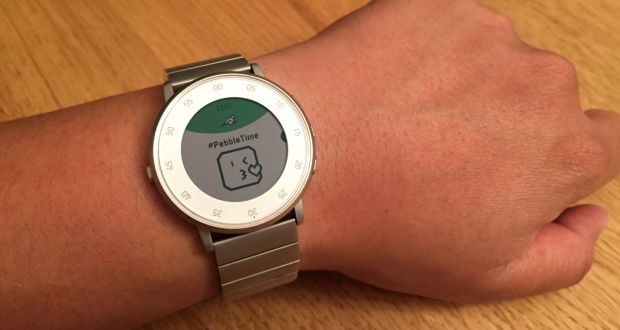 Pebble Time firmware 3.10