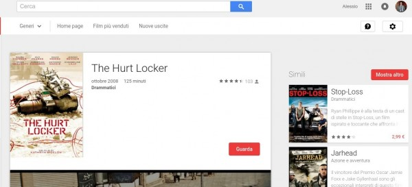 The Hurt Locker   Film su Google Play