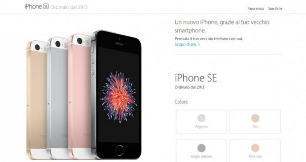 iPhone SE   Acquista iPhone SE   Apple  IT