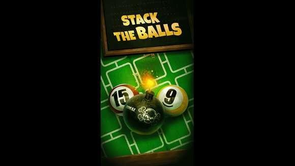 stack the balls