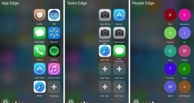 App Edge per iPhone con jailbreak (1)