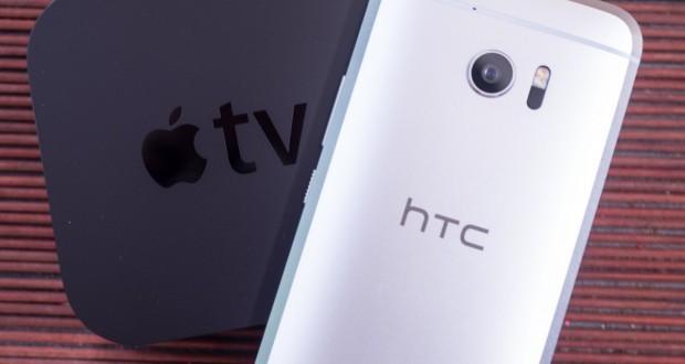 HTC 10 supporta il protocollo AirPlay
