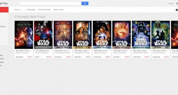 Il Risveglio della Forza   Film su Google Play