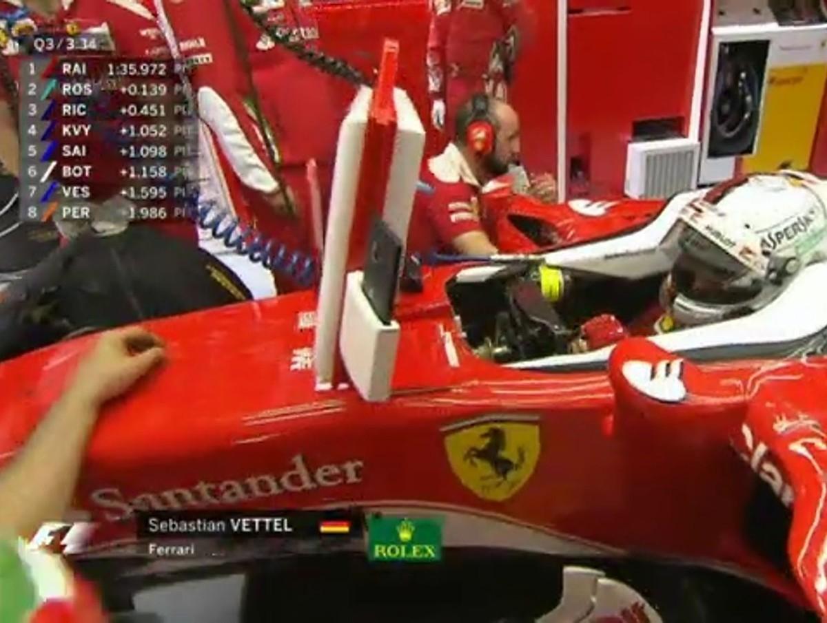 La Scuderia Ferrari di F1 utilizza il Microsoft Lumia 950