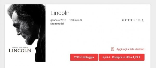 Lincoln   Film su Google Play