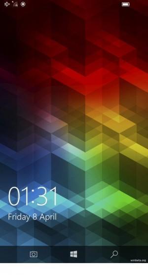 Windows 10 Mobile Redstone potrebbe portate l'icona della fotocamera nel blocca schermo