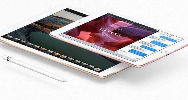 iPad Pro 9.7 display