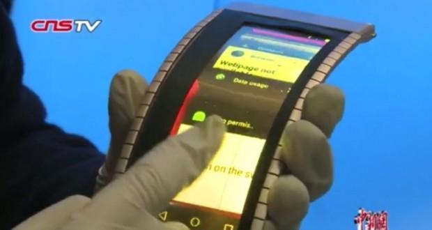 smartphone flessibile cina (1)