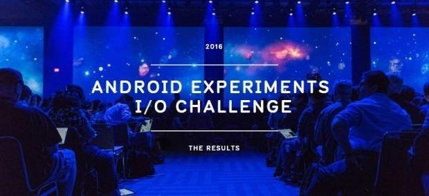 Android Experiment 2016
