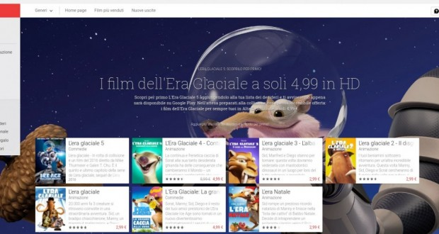 I film dell Era Glaciale a soli 4 99 in HD   Film su Google Play