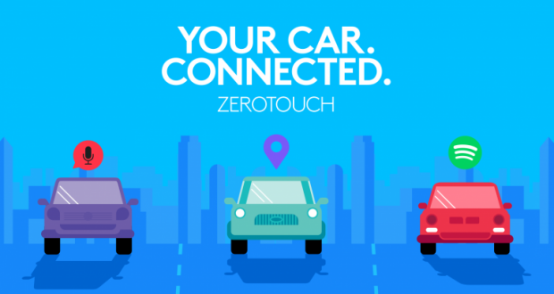 Logi ZeroTouch Air Vent e ZeroTouch Dashboard