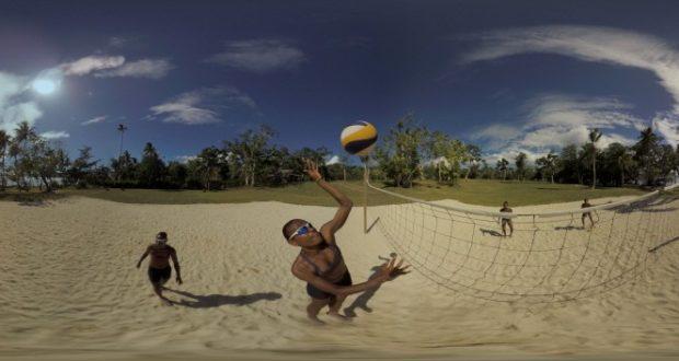 Samsung Gear VR Vanuatu Dreams Rio 2016